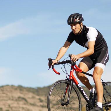 Nach einer langen Unterbrechung wieder mit dem Rennradfahren beginnen