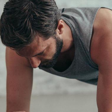 Flacher Bauch mit Pilates