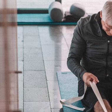 Welcher Sport eignet sich für Senioren?
