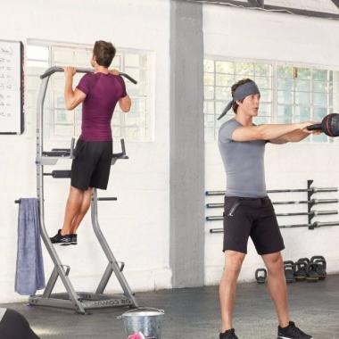 Fitness-Studio: Welches Gerät trainiert welchen Muskel?
