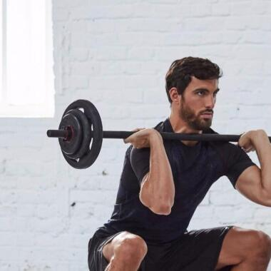 Muskelaufbau: Energie tanken