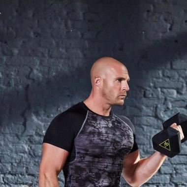 Kräftige Arme mit 4 Übungen