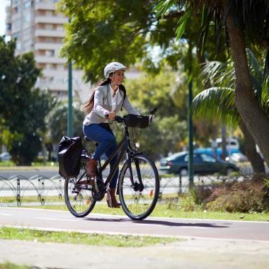 Die richtige Wahl einer Fahrradtasche oder eines Fahrradkorbs
