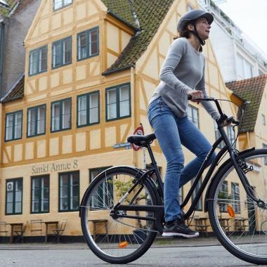Wie wählt man ein Rad fürs Citybike?