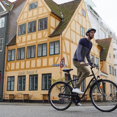 10 goldene Regeln für das Radfahren in der Stadt