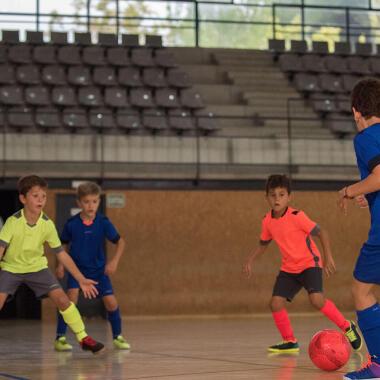 Warum Futsal ideal für Kinder ist | DECATHLON