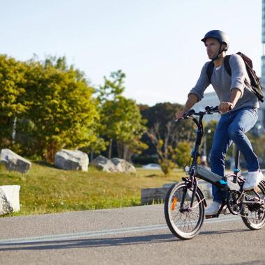 Sport im Alltag: Mit dem Fahrrad kein Problem!