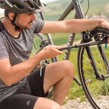 Die richtige Wahl einer Fahrradpumpe