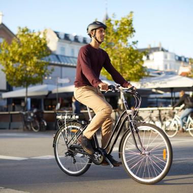 5 Vorteile vom Radfahren in der Stadt