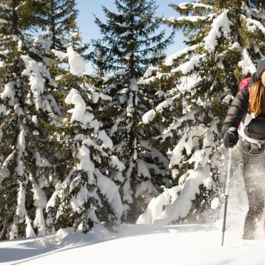 6 Tipps für erfolgreiche Schneeschuhwanderungen