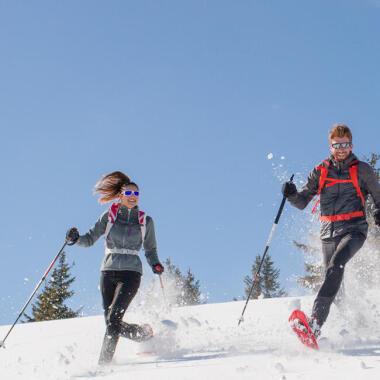 Die richtige Pflege deiner Schneeschuhe