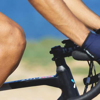 Wie stelle ich die Bremsen meines Rennrads ein?