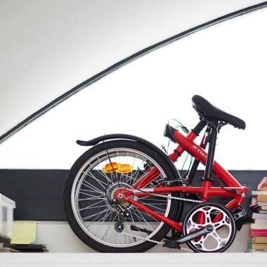 Das Faltrad: 5 gute Gründe, warum ein Klapprad sich lohnt