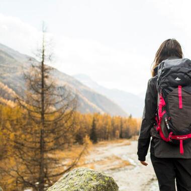 Orientierung bei der Wanderung: die Wegbeschilderung