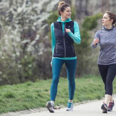 Wie häufig soll man für den Anfang Sport treiben?