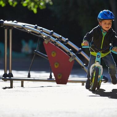 Radfahren und Kinder: Auch die Kleinsten lieben ihren Drahtesel