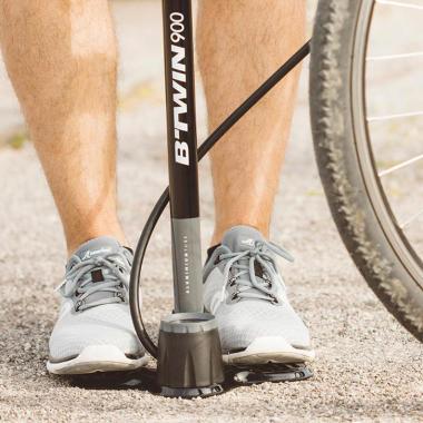 Welche Fahrradpumpe eignet sich am besten?