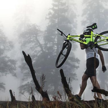 Wie soll ich mein Fahrrad transportieren?