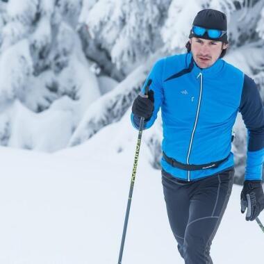 Die richtige Bekleidung für den Skilanglauf