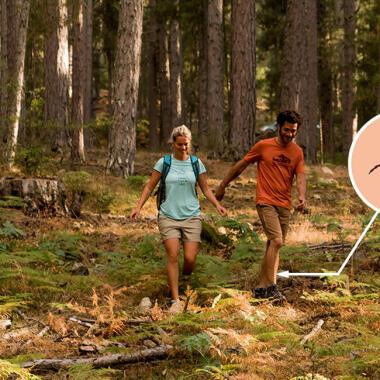 Der perfekte Zeckenschutz beim Wandern?