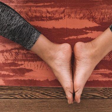 Die richtige Wahl des Yoga-Zubehörs