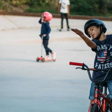 Rotor und Fußstützen, was braucht man für das Freestyle-Fahrradfahren unbedingt?
