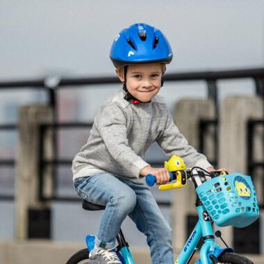 Wie vereinfache ich das Bremsen bei Kinderfahrrädern?