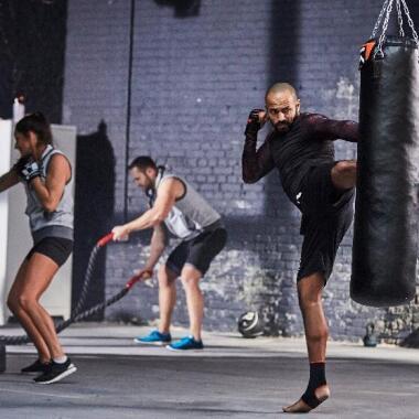 Wie geht man am besten mit Stress um? Wie wäre es mit Sport?