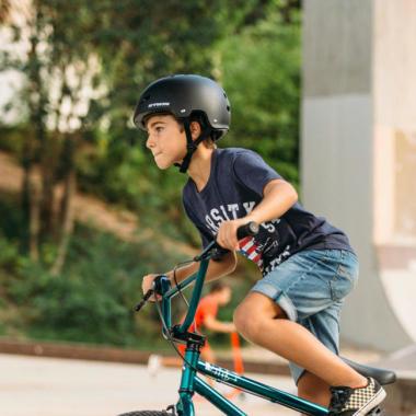 Lenker und Sattel beim BMX-Rad einstellen