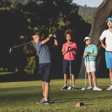 Die richtige Wahl der Golfausrüstung für Kinder
