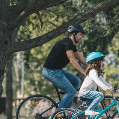 Richtig Radfahren mit deinem Kind