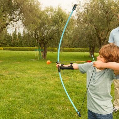 Wie wäre es mit Sport bei Familientreffen?