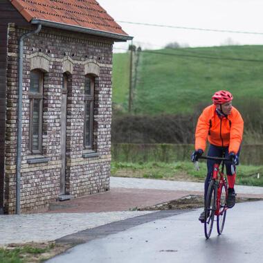 11 Tipps für das Radfahren bei Regen