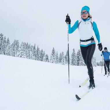 Was ist deine passende Technik beim Skilanglauf?