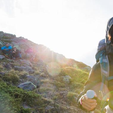 Wie funktioniert die Klassifizierung der Wanderwege?