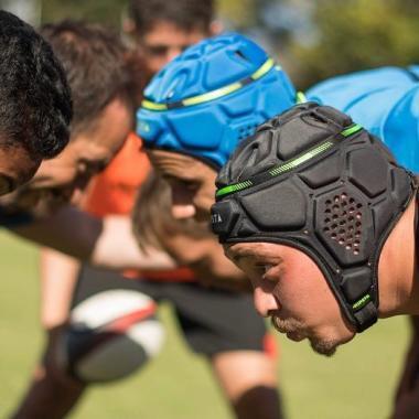 Die richtige Wahl eines Rugby-Kopfschutzes