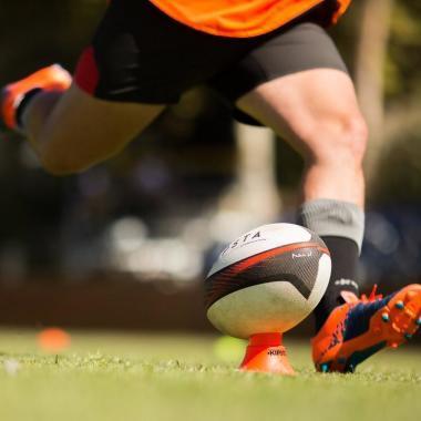 Die richtige Wahl eines Rugbyballs
