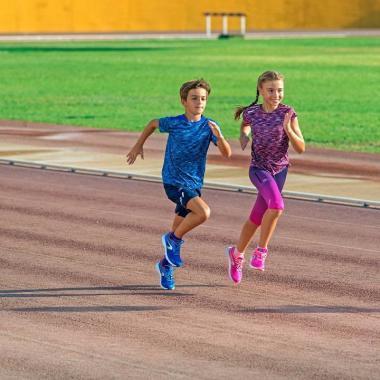 Die richtige Wahl der Laufschuhe für Kinder