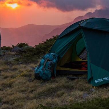 Das richtige Aufstellen deines Zeltes