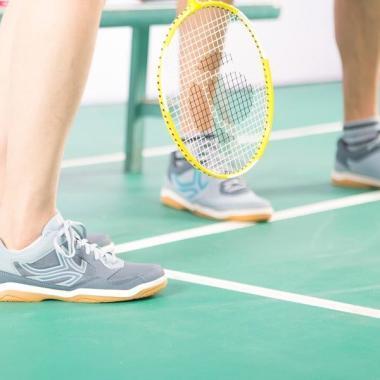 Welche Badmintonsaite?