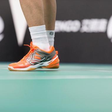 Die richtige Wahl der Badmintonschuhe