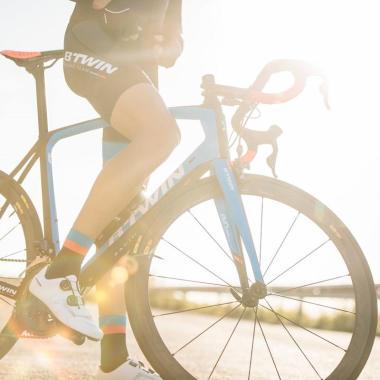 Wie finde ich ein passendes Rad für mein Rennrad?