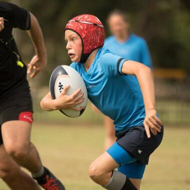 Ausrüstung für Rugbyanfänger