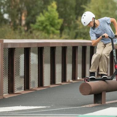 Wie wähle ich einen Freestyle-Scooter?