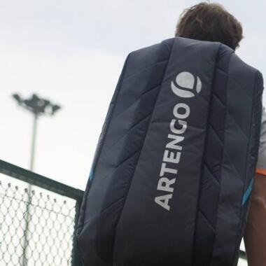 Tennistasche Welche Größe?