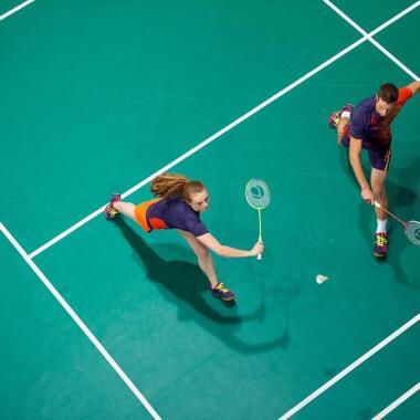 Welche Badmintonbälle?