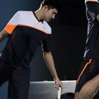 Mit diesen 3 Aufwärmübungen bist du bereit fürs Badminton-Spiel