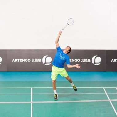 Badminton: Wie hart sollte ich meinen Schläger bespannen?