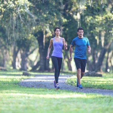 Welchen positiven Effekt hat eine Stunde Walking?