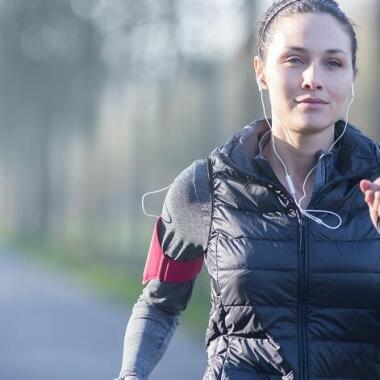 Die richtige Atmung für effizientes und entspanntes Walking